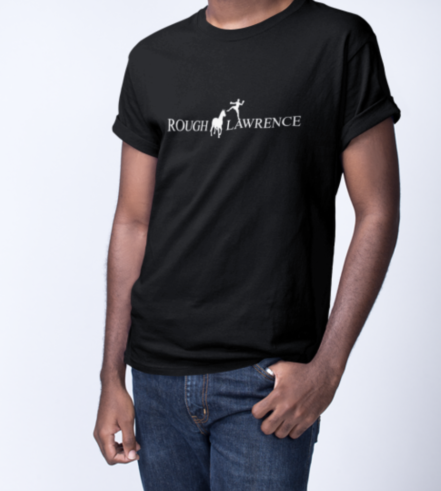 Rough Lawrence Crew Neck S-Sleeve T-shirt
