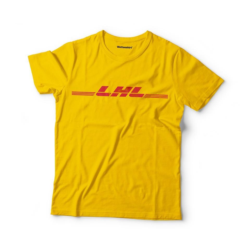 LHL Crew Neck S-Sleeve T-shirt