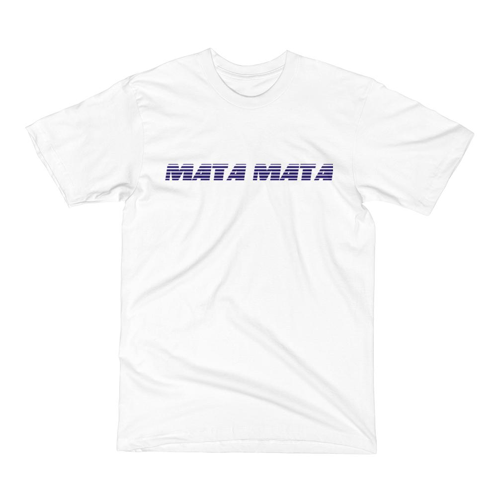 Mata Mata Crew Neck S-Sleeve T-shirt