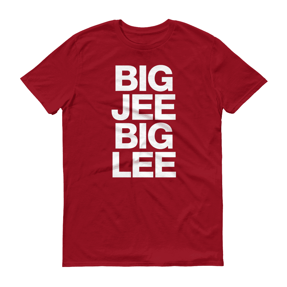 Big Jee Big Lee Crew Neck S-Sleeve T-shirt