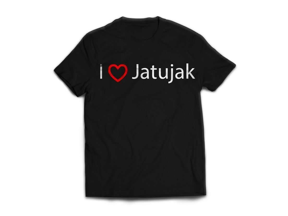 I Love Jatujak Crew Neck S-Sleeve T-shirt