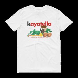 Kayatella (Customize Your Name) Crew Neck S-Sleeve T-shirt