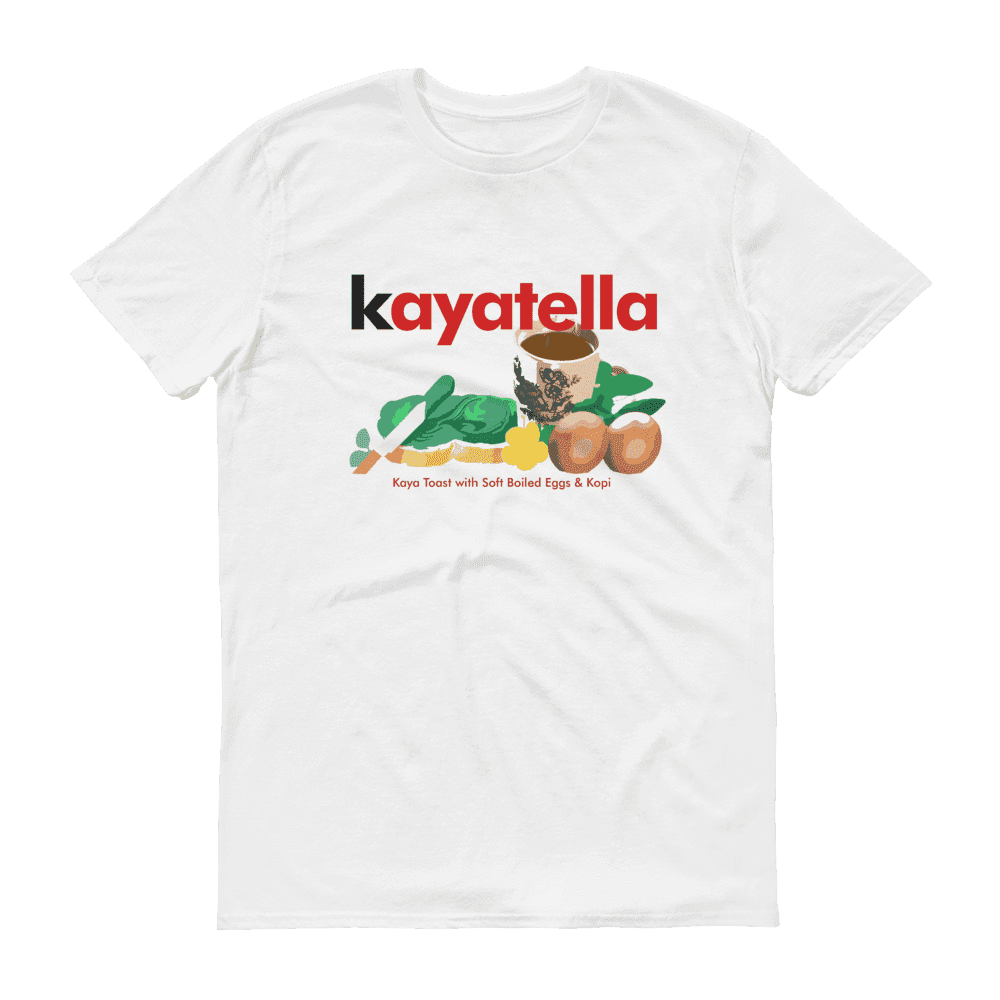 Kayatella (Customize Your Name) Crew Neck S-Sleeve T-shirt