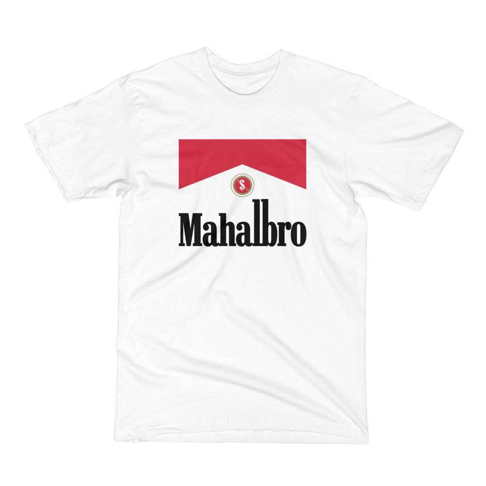 Mahalbro Crew Neck S-Sleeve T-shirt