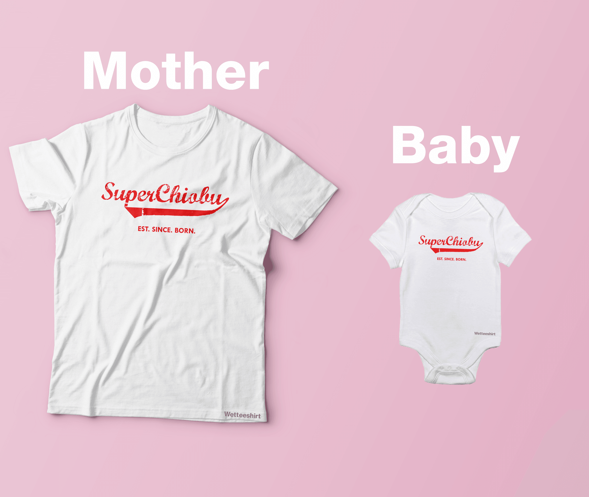 Mother and baby - Superchiobu