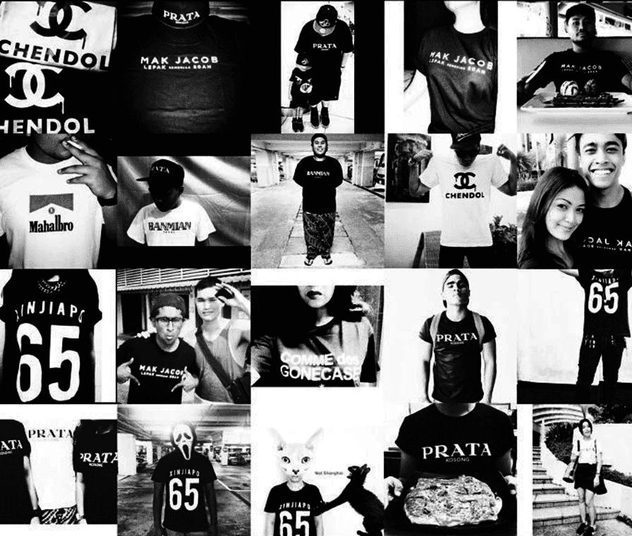 Prata Crew Neck S-Sleeve T-shirt
