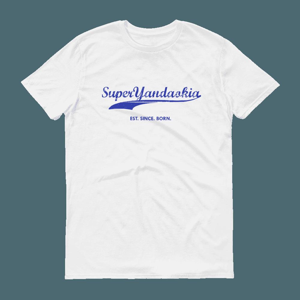 Super Yandaokia Crew Neck S-Sleeve T-shirt