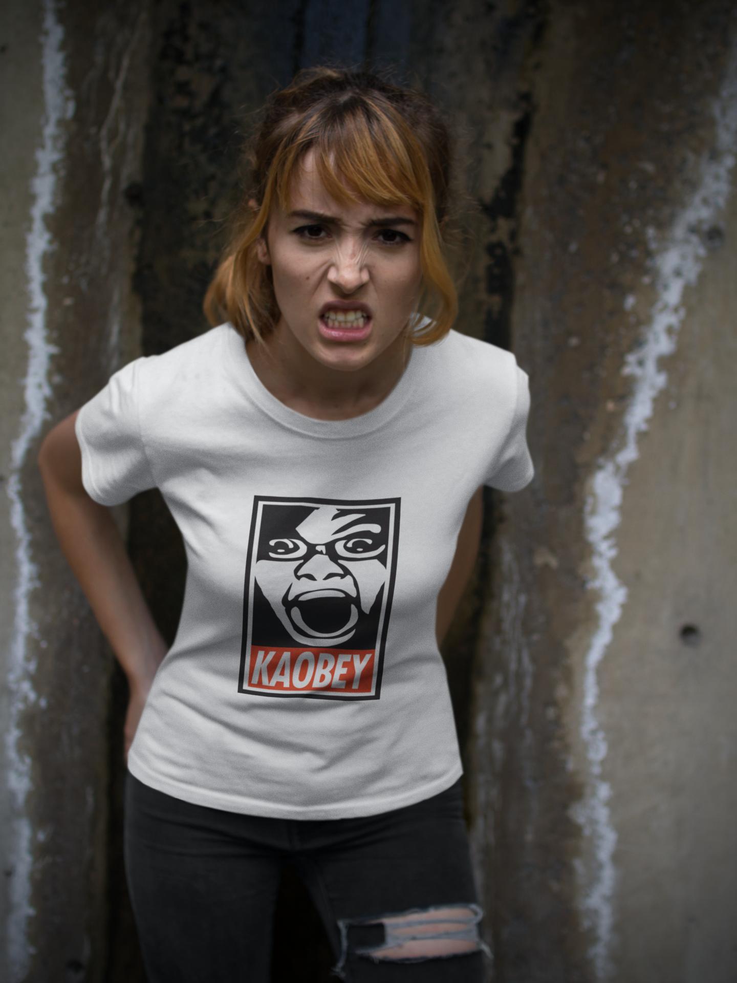 KaoBey Crew Neck S-Sleeve T-shirt