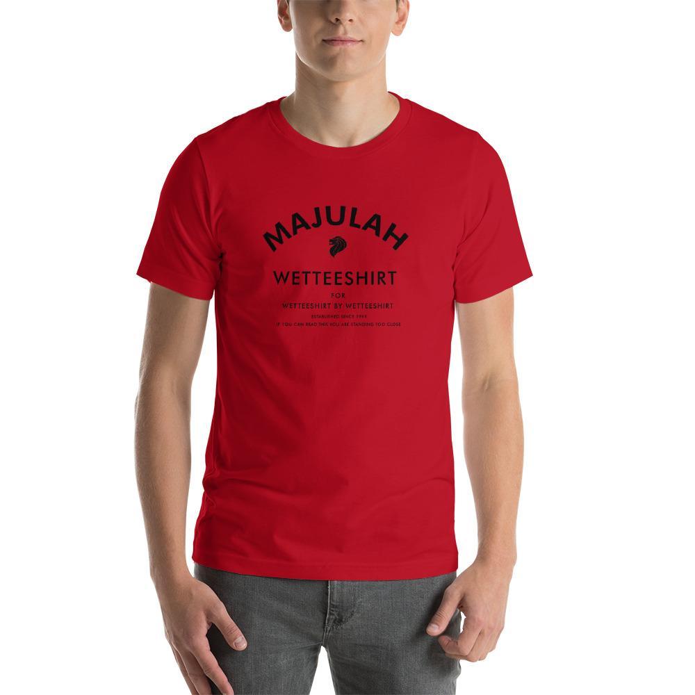 Majulah Wetteeshirt Crew Neck S-Sleeve T-shirt
