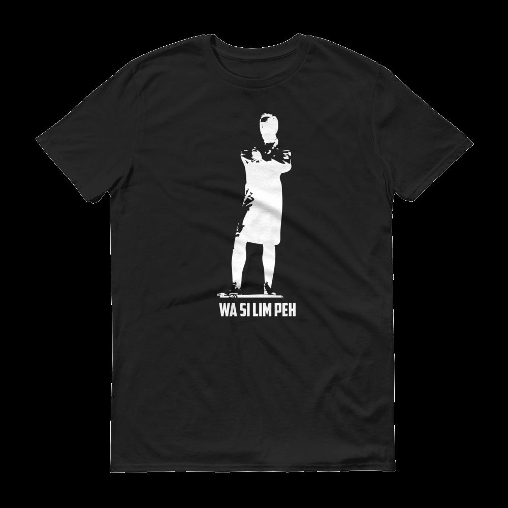 Wa Si Lim Peh Raffles Crew Neck S-Sleeve T-shirt