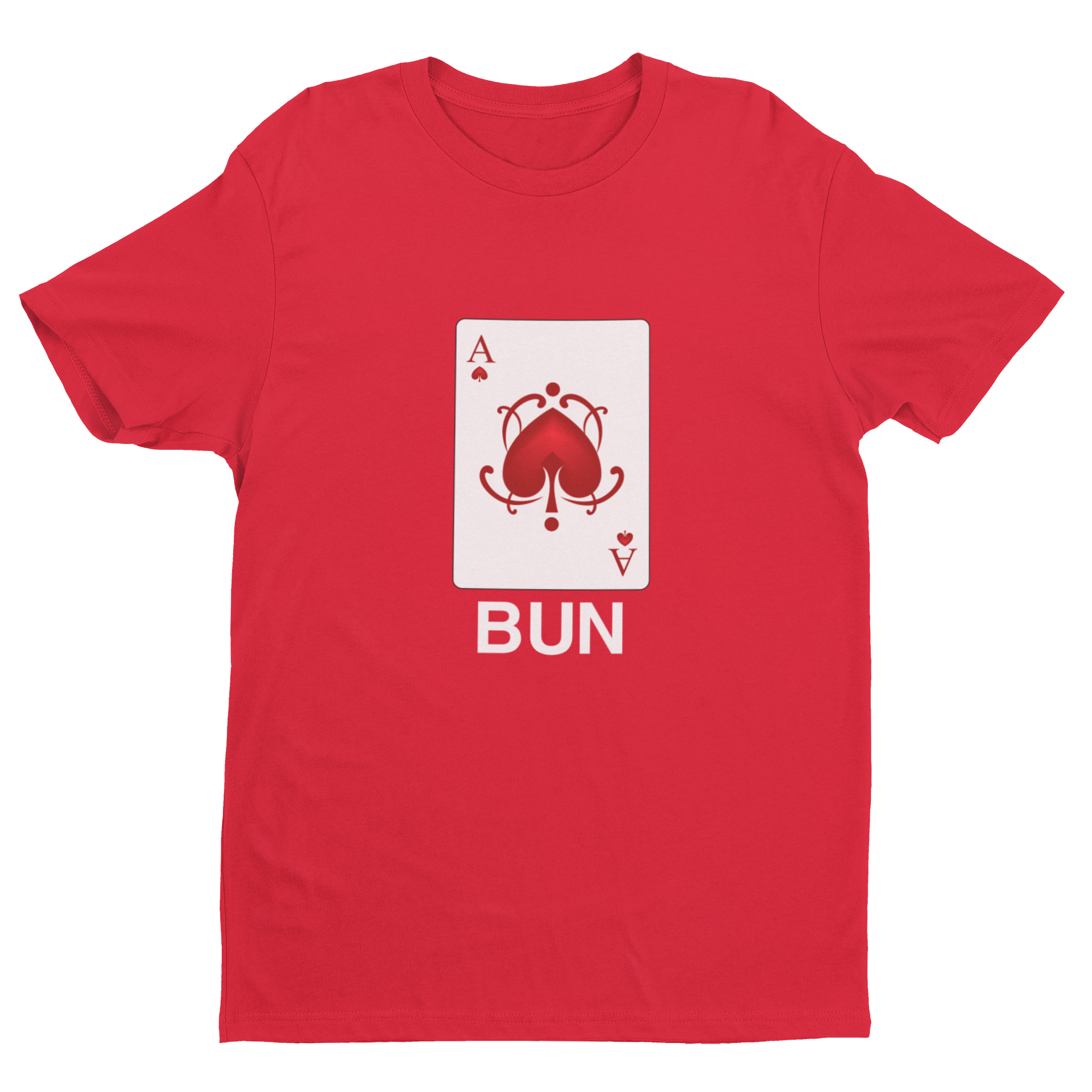 Bun (Ace) Crew Neck S-Sleeve T-shirt