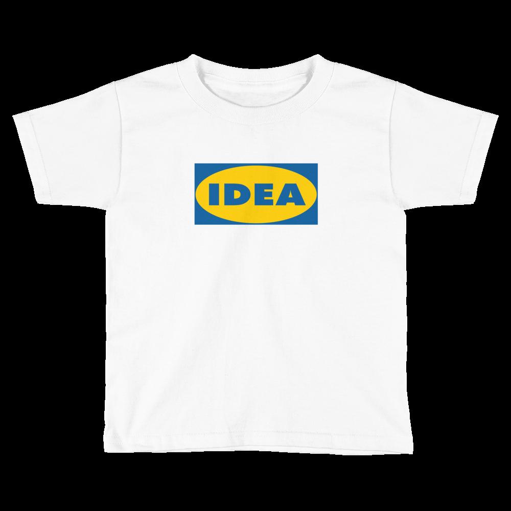 IDEA Kids Crew Neck S-Sleeve T-shirt
