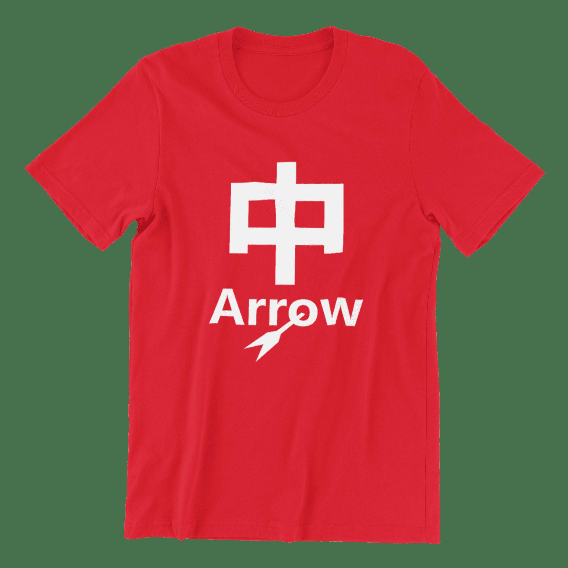 Dio Arrow Crew Neck S-Sleeve T-shirt