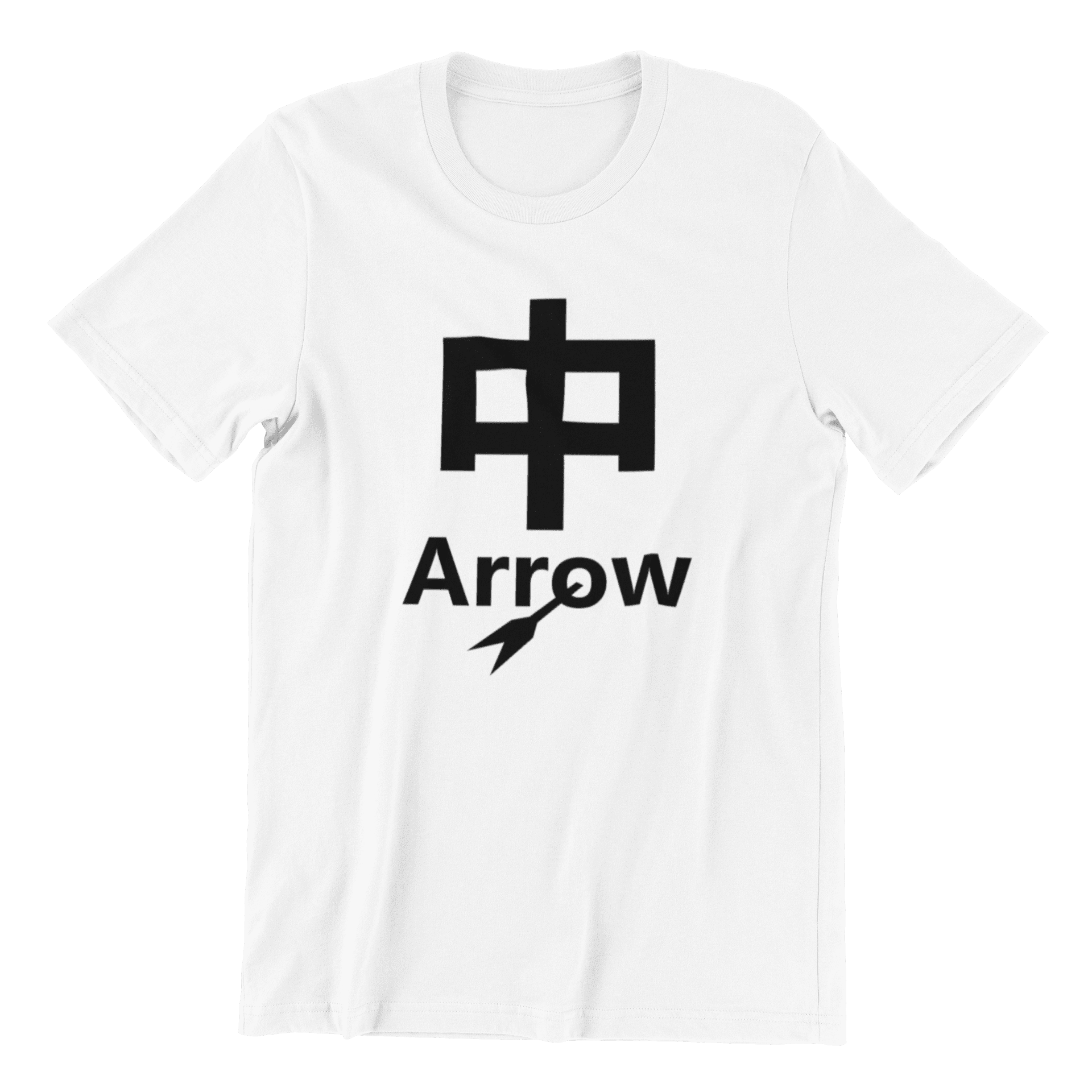 Dio Arrow Crew Neck S-Sleeve T-shirt