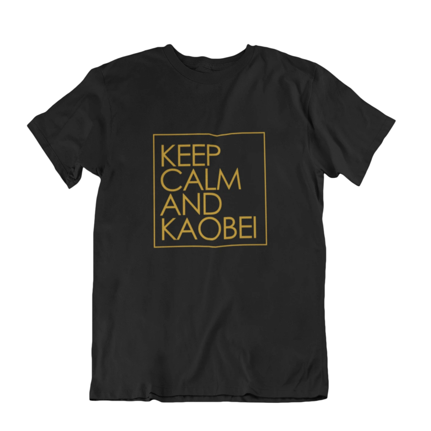 Keep Calm and Kaobei Crew Neck S-Sleeve T-shirt