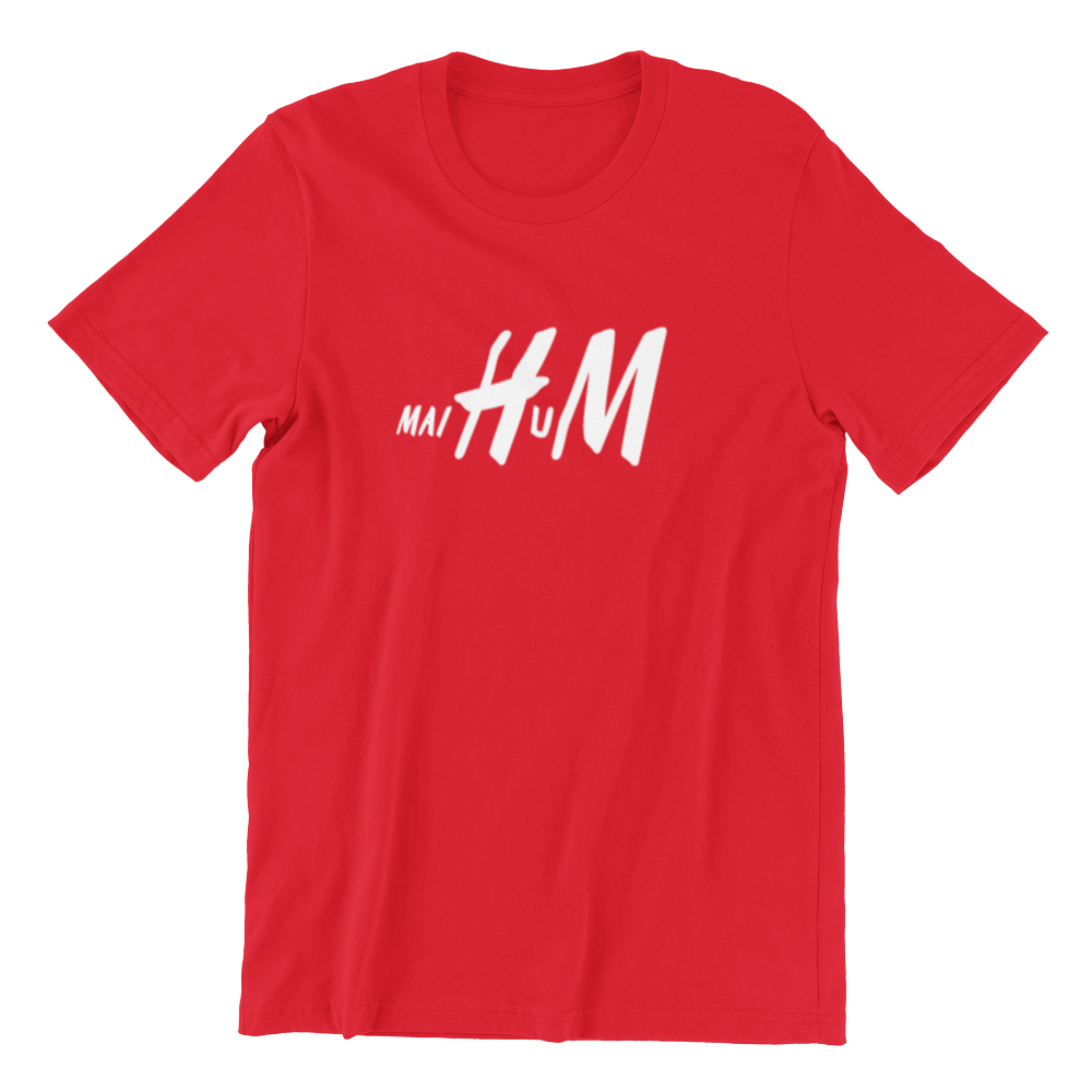 Mai Hum Crew Neck S-Sleeve T-shirt