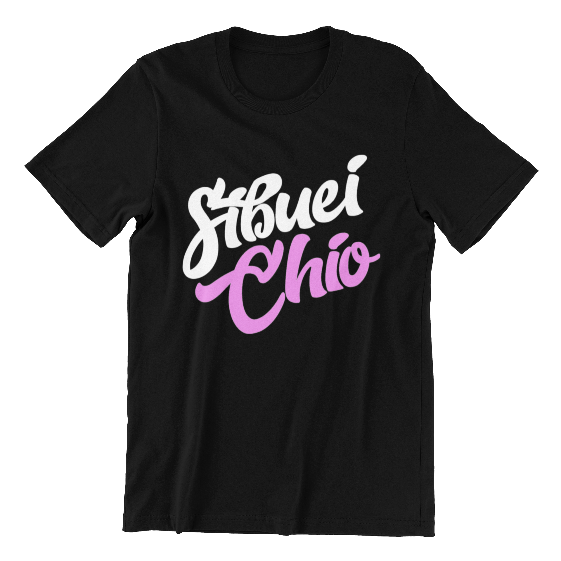 Sibuei Chio Crew Neck Short Sleeve T-shirt
