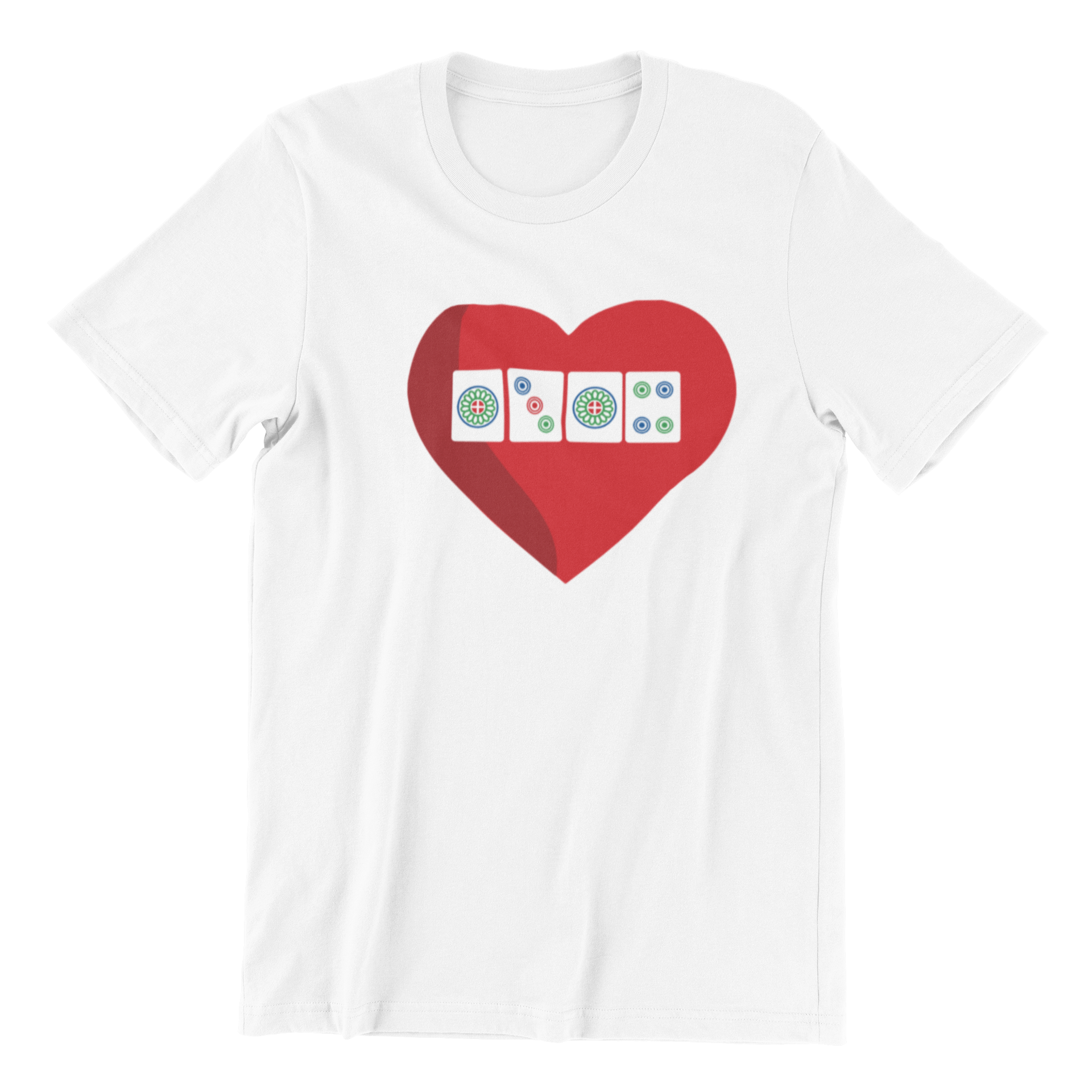 Love 1314 Crew Neck S-Sleeve T-shirt