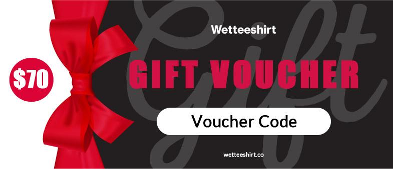 $70 Gift Voucher