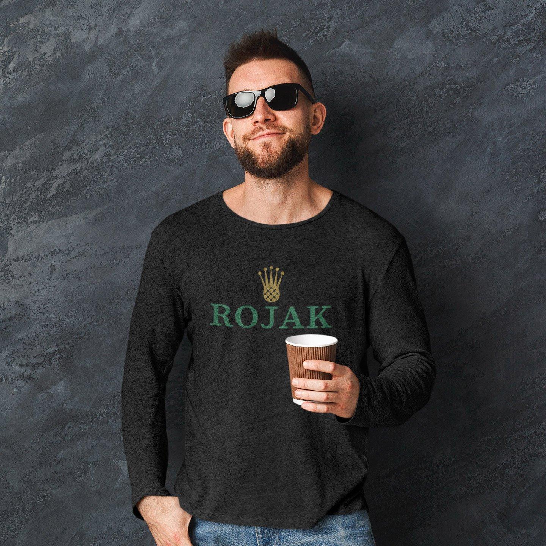 Rojak Crew Neck L-Sleeve T-shirt