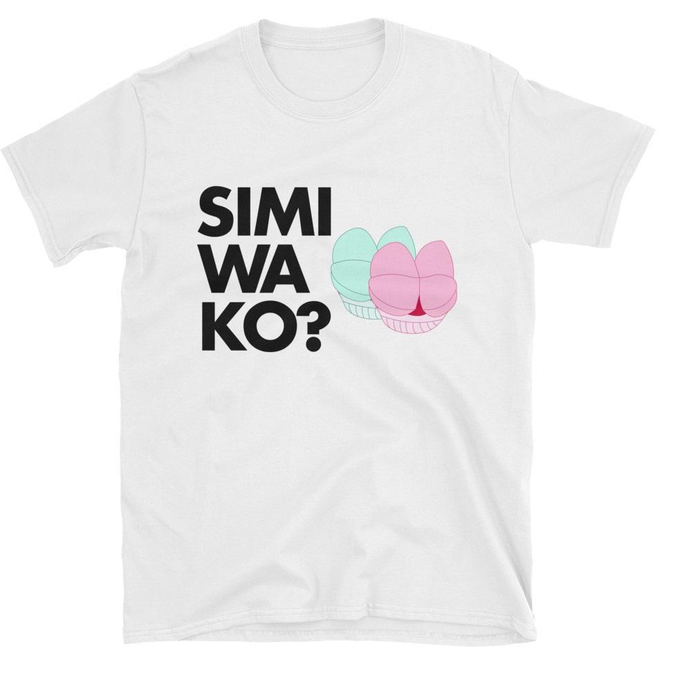 Simi Wako Kids Crew Neck S-Sleeve T-shirt
