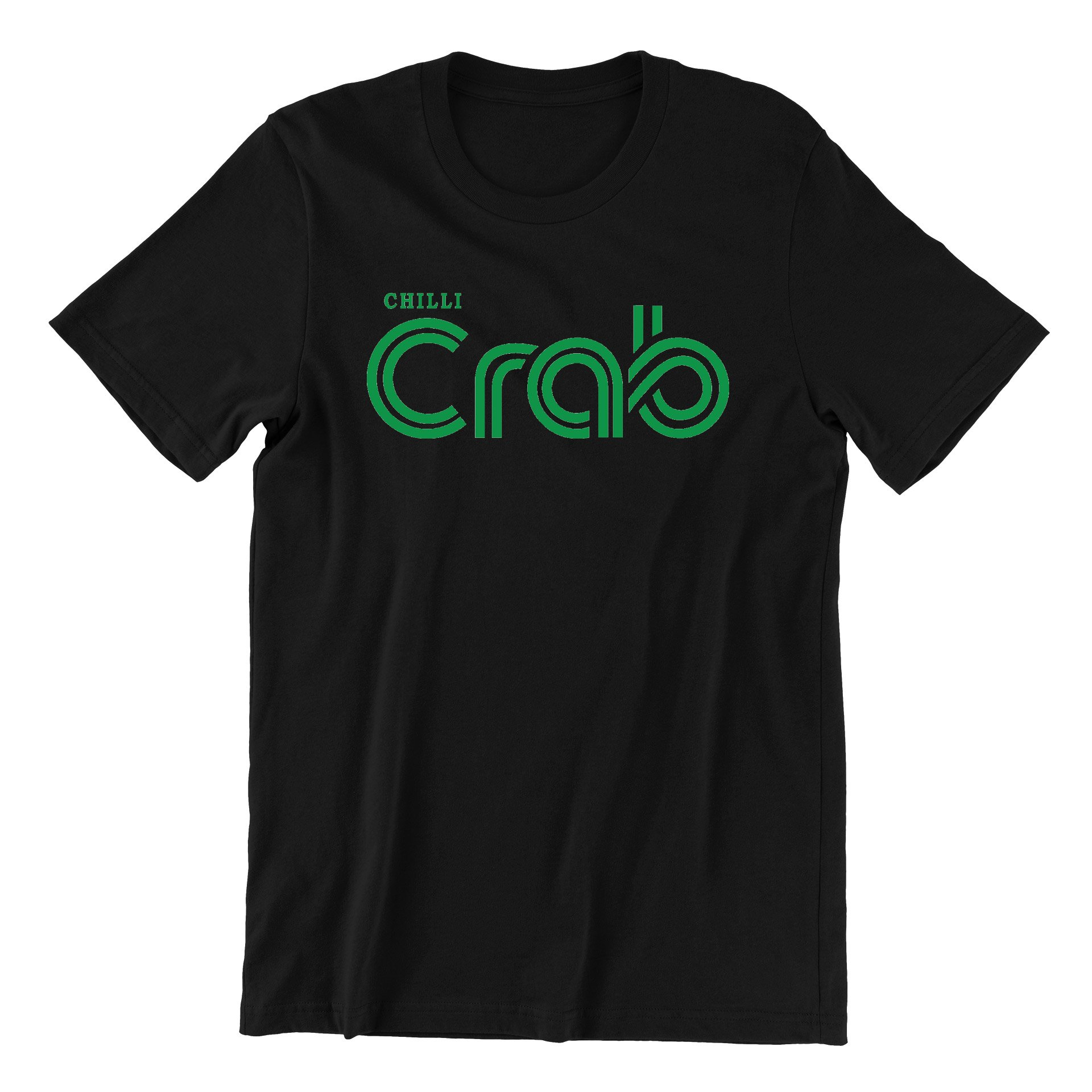 Chilli Crab Crew Neck S-Sleeve T-shirt