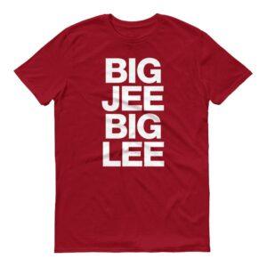 Big Jee Big Lee Kids Crew Neck S-Sleeve T-shirt
