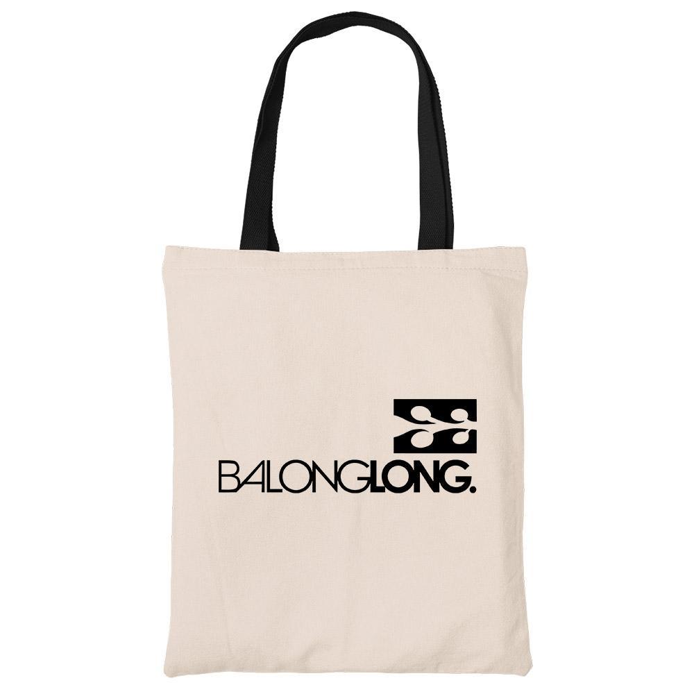 Balonglong Beech Canvas Tote Bag