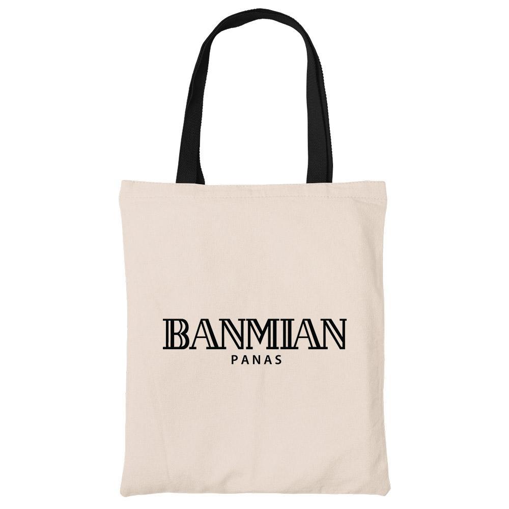 Banmian Panas Tote Bag