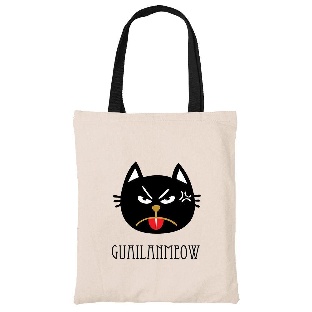 Guailanmeow Tote Bag