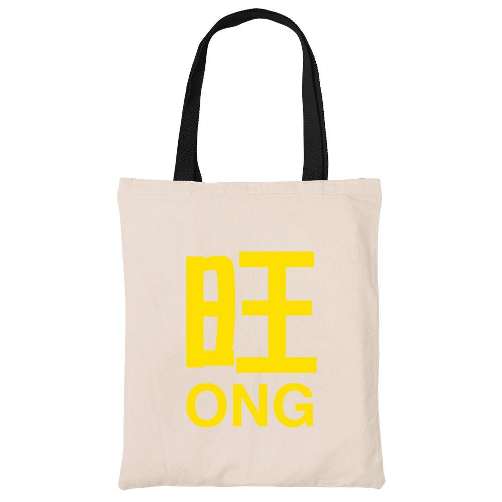 Ong Cotton Tote Bag