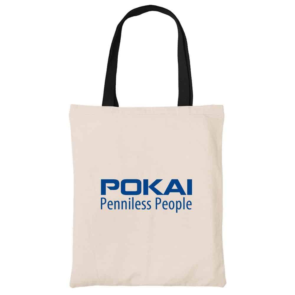 Pokai Beech Canvas Tote Bag
