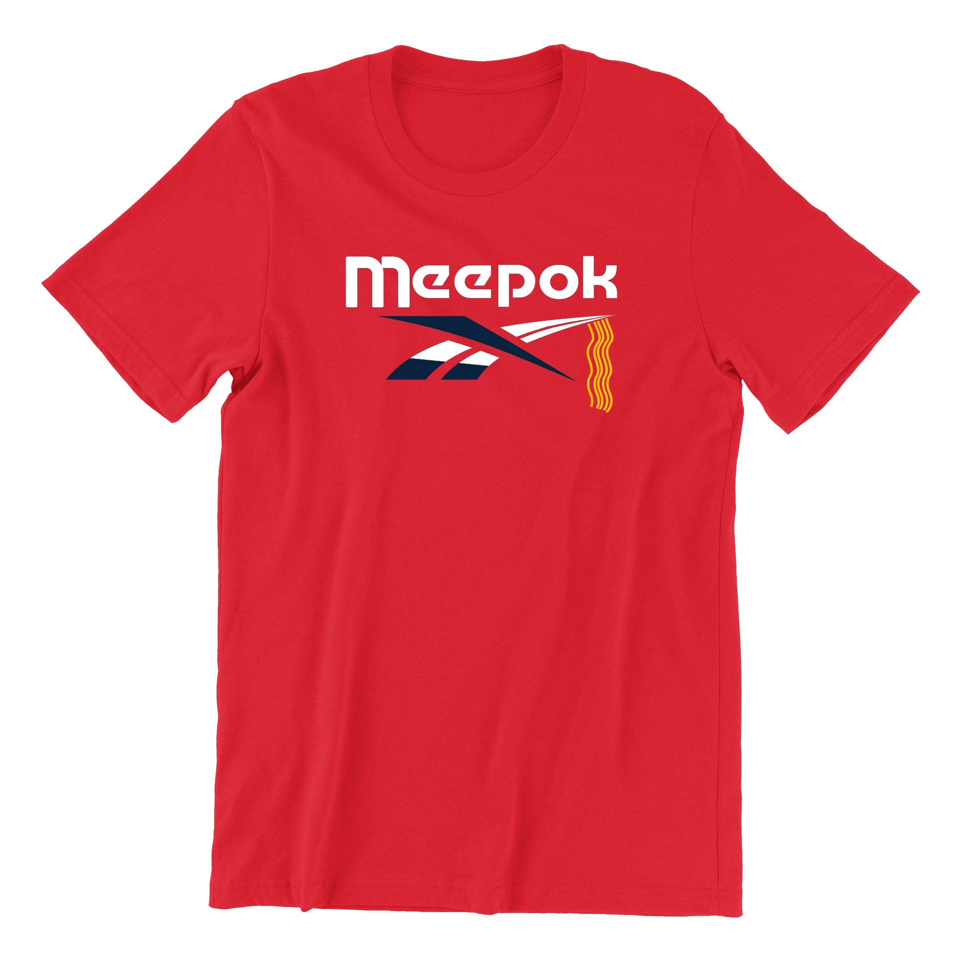 Mee Pok Meepok Short Sleeve T-shirt