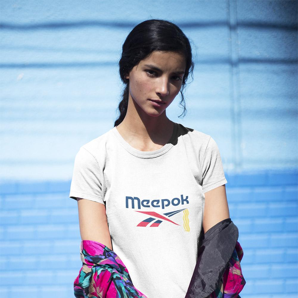 Mee Pok Meepok Short Sleeve T-shirt