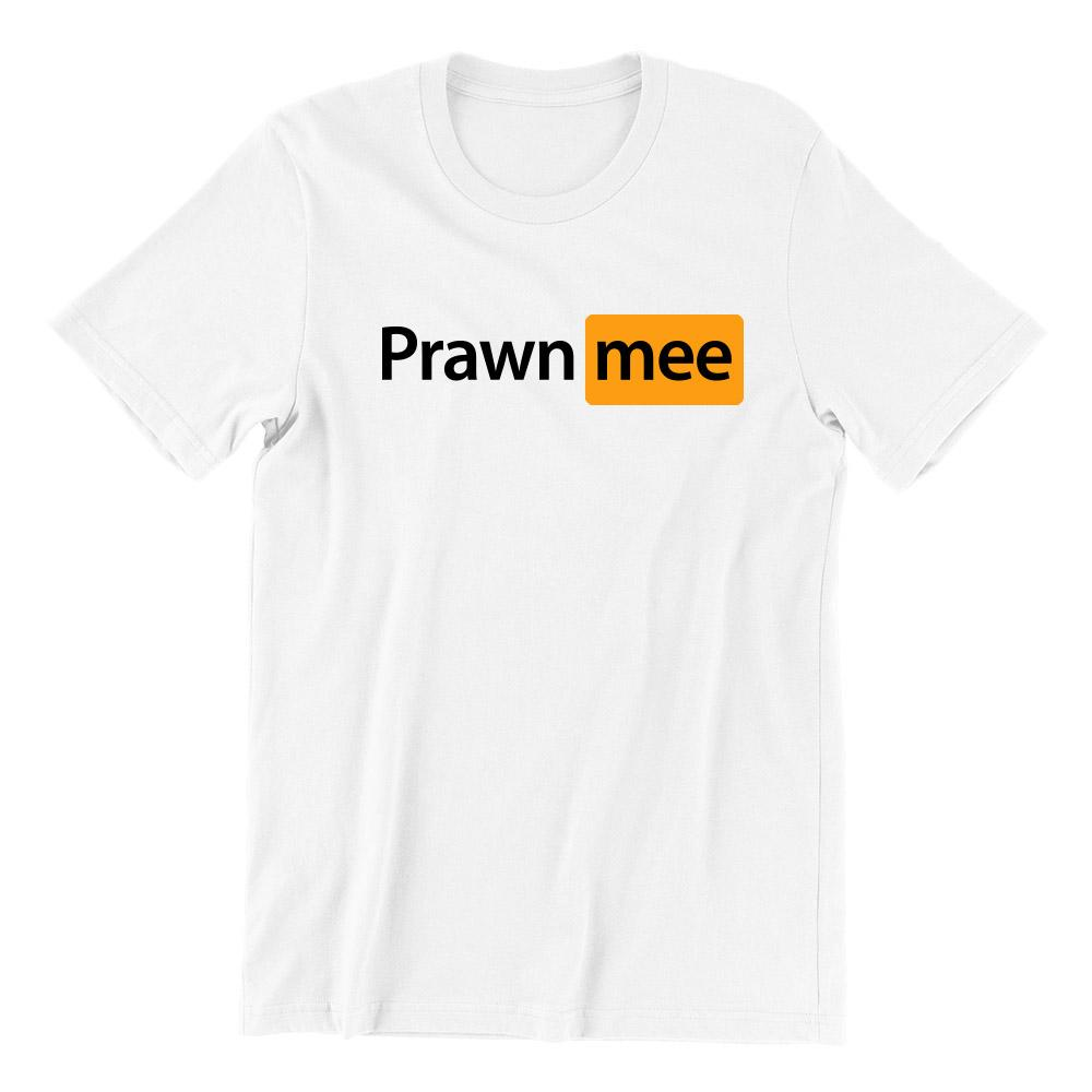 Prawn Mee Short Sleeve T-shirt