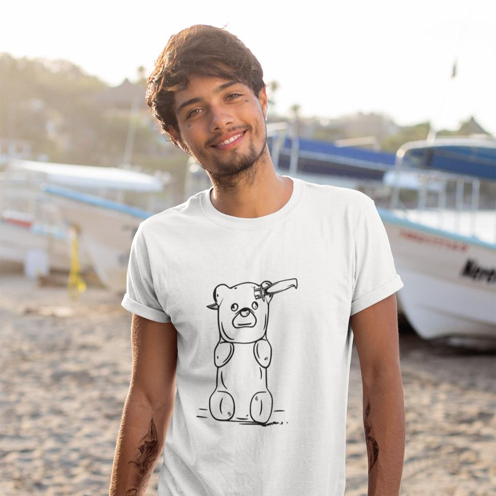 Gummy Bear Short Sleeve T-shirt