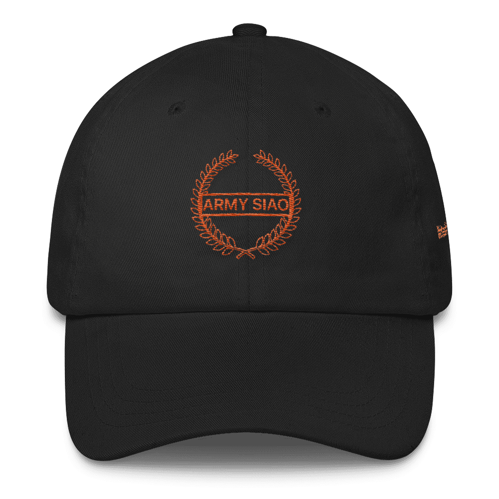 Army Siao Cotton Twill Cap