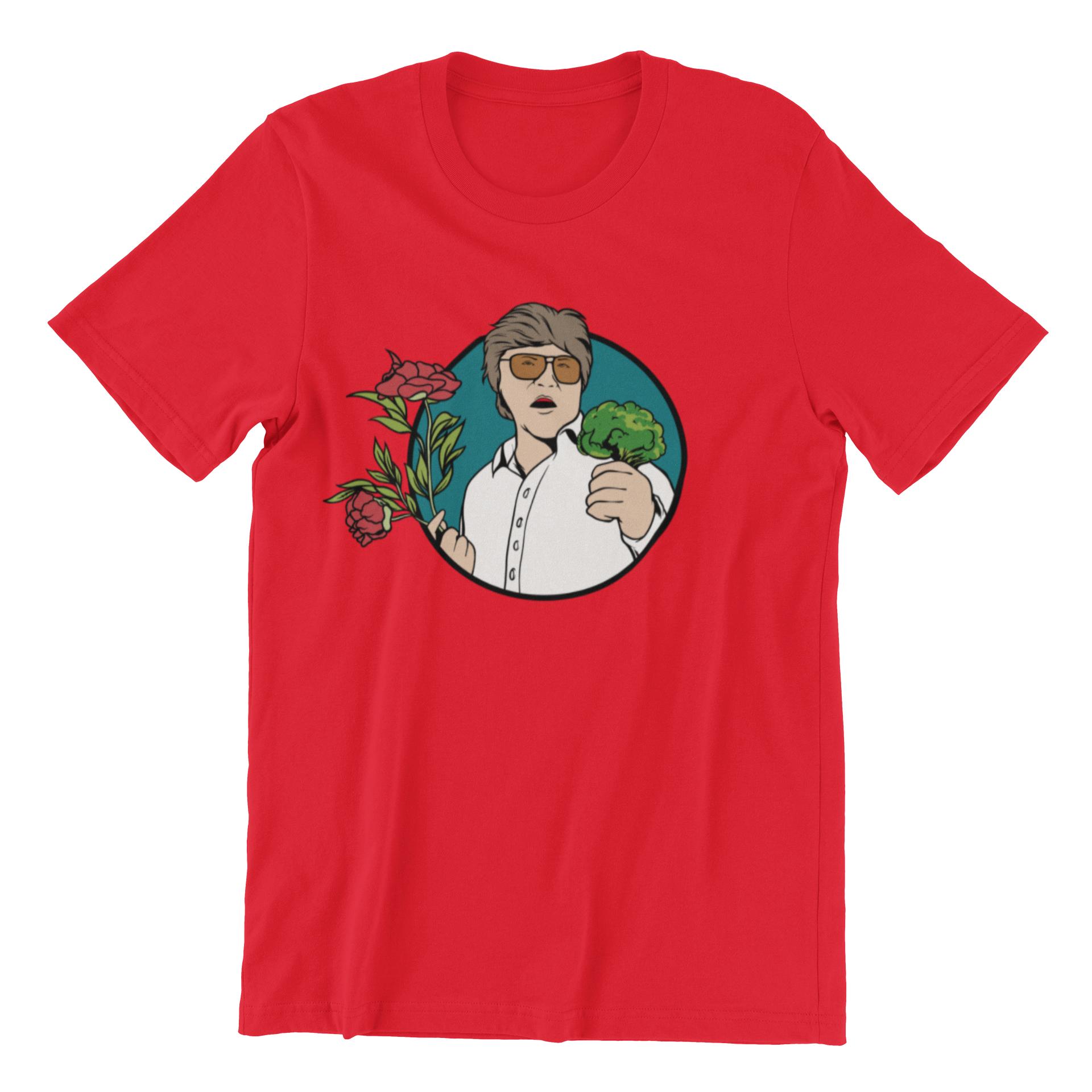 Broccoli Short Sleeve T-shirt