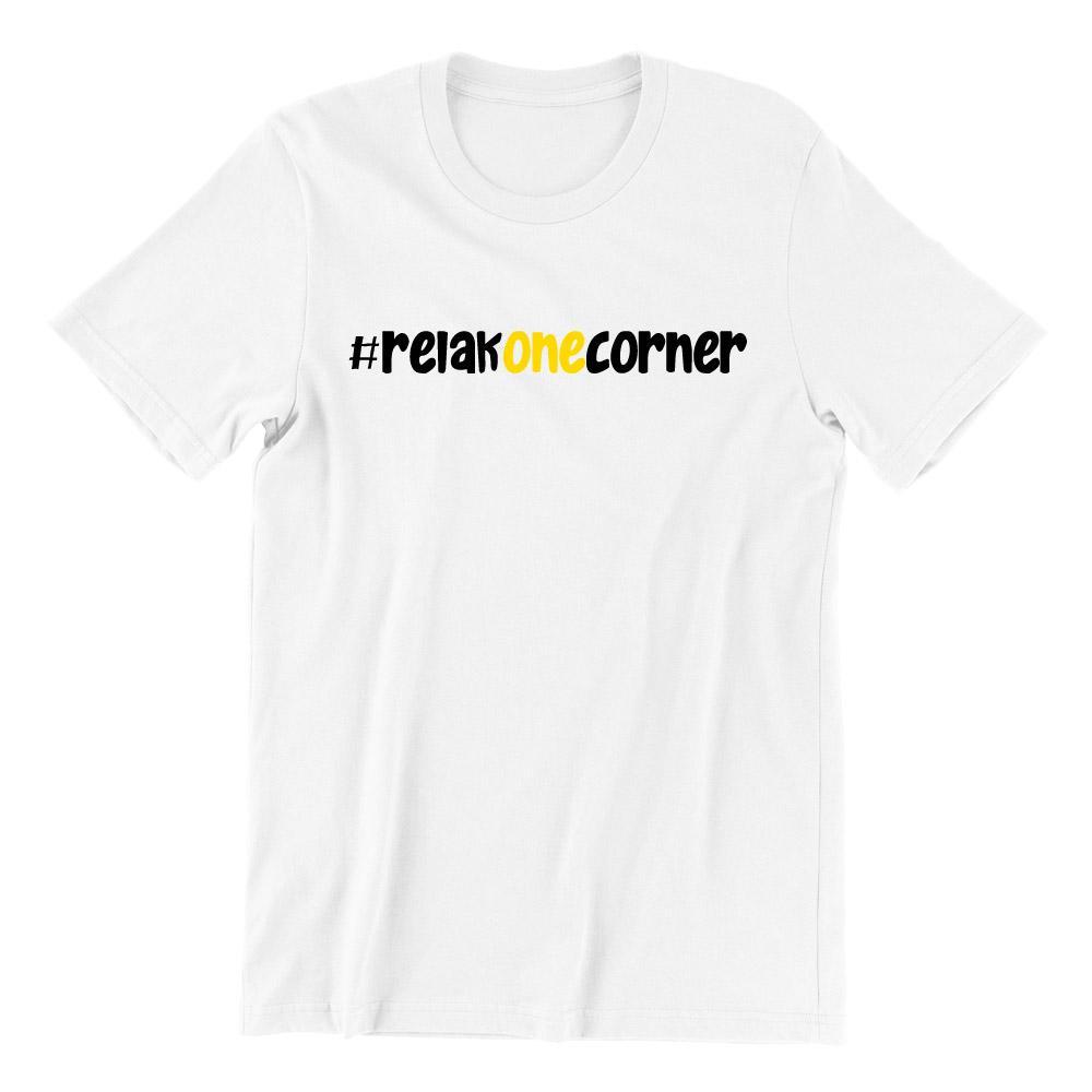 Relak One Corner Short Sleeve T-shirt