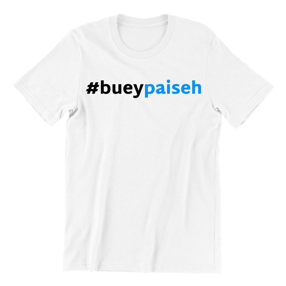 Buey Paiseh Short Sleeve T-shirt