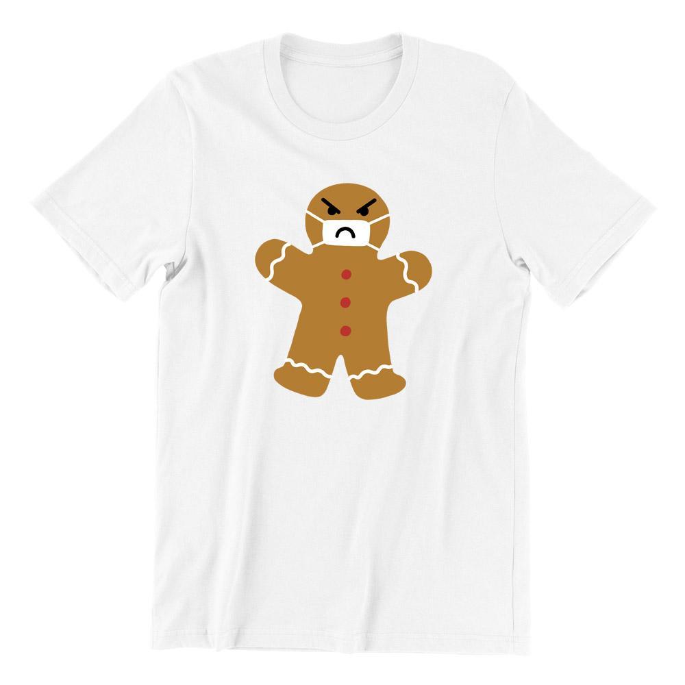 Gingerbread Short Sleeve T-shirt