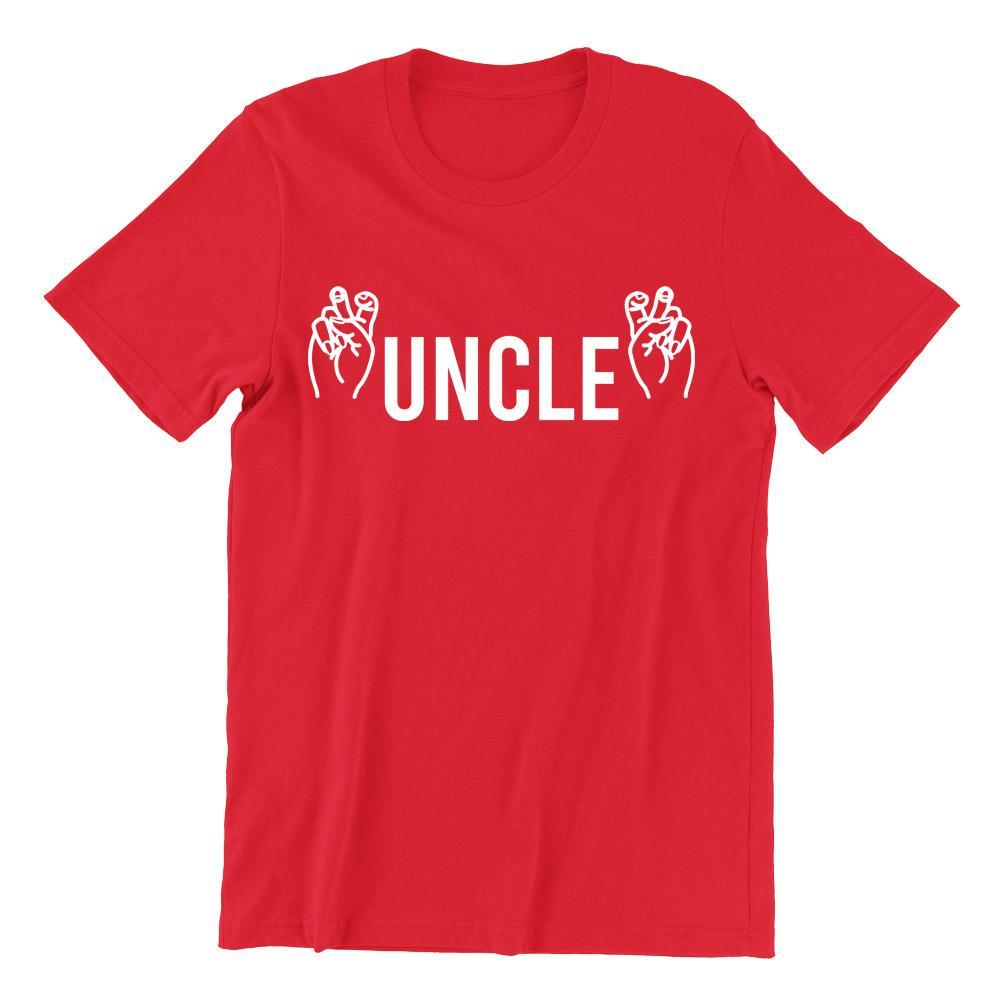 Uncle Short Sleeve T-shirt