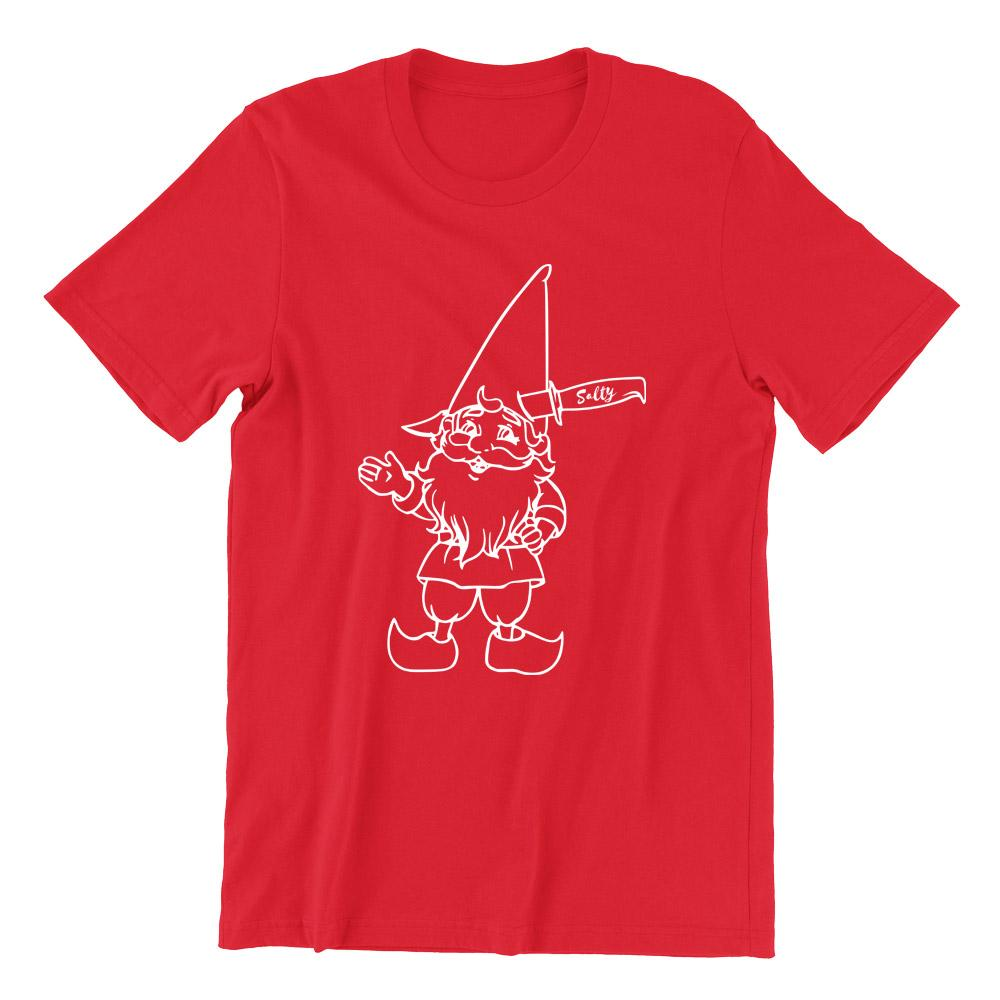 Gnome Short Sleeve T-shirt