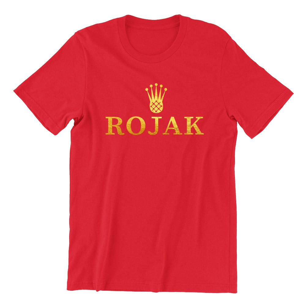 Limited Gold Rojak Short Sleeve T-shirt