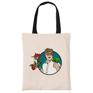 Broccoli-canvas-heavy-duty-tote-bag-grocery-shopping-carrier