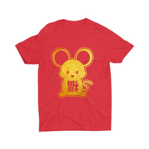 Hock Mouse-singapore-children-chinese-new-year-teeshirt-red-for-boys-and-girls