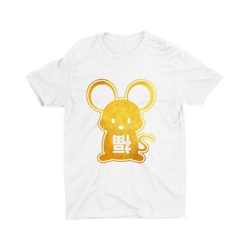 Hock Mouse-unisex-chinese-new-year-children-t-shirt-white-singapore