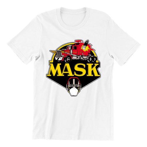 M.A.S.K-white-short-sleeve-womens-funny-singapore-teeshrt