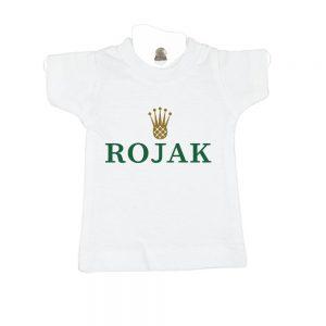 Rojak-white-mini-t-shirt-gift-idea-home-decoration