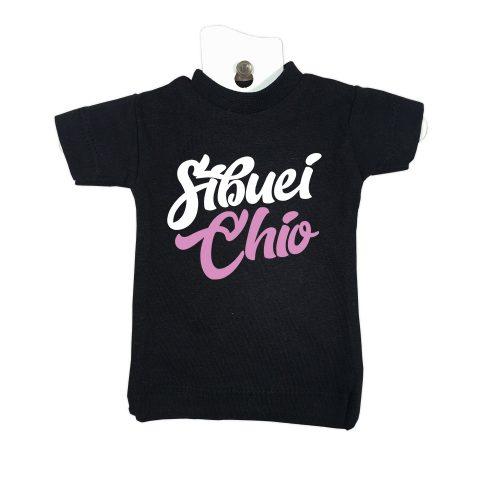 Sibuei Chio-black-mini-t-car-gift-windscreen-hanger-decoration